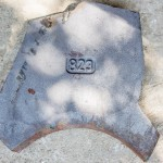 Placa de uzura inferioara  AYK 823